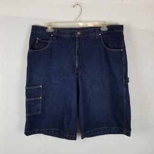 Vintage Guess Carpenter Men's Shorts Size 42